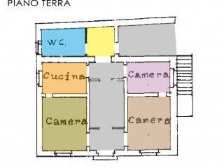 Foto 1 di Casa indipendente Via Vittorio Veneto 20, Villa San Secondo