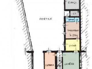 Foto 1 di Casa indipendente Piazza Giuseppe Garibaldi 4, Gabiano