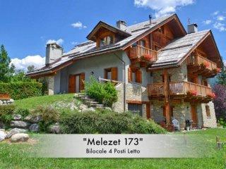 Foto 1 di Bilocale strada Provinciale del Melezet 117, frazione Melezet, Bardonecchia