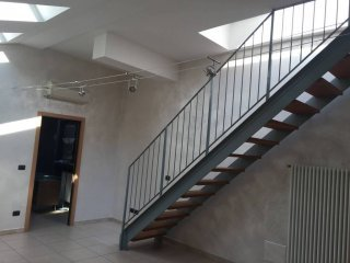 Foto 1 di Loft / Open space via Cherso, Torino (zona Santa Rita)