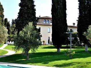 Foto 1 di Villa Vocabolo Userna, frazione Userna, Città Di Castello