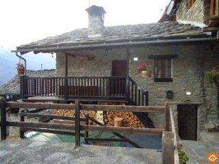 Foto 1 di Rustico / Casale località vedun, 1 11010 Avise, Avise