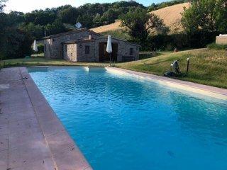 Foto 1 di Villa via Panoramica, Montefiore Conca