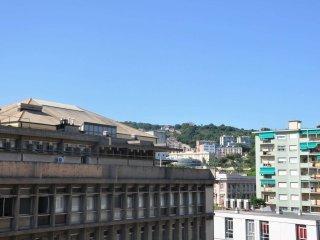 Foto 1 di Quadrilocale via San Martino, Genova (zona San Martino)