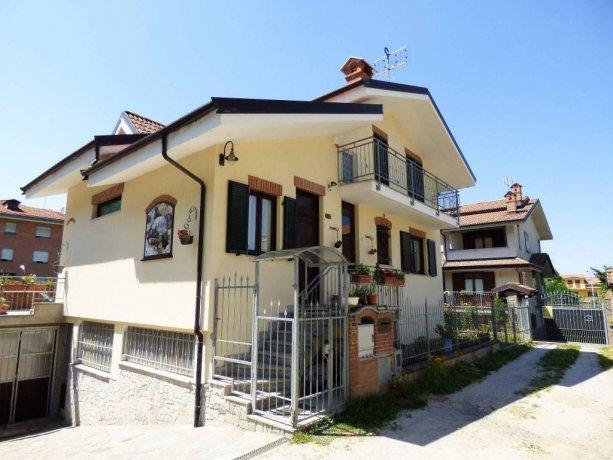 Borgo San Dalmazzo, recente villa indipendente via dei Boschi