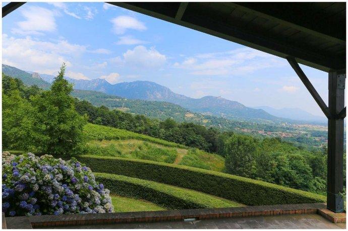 Foto 22 di Villa via Costagrande  180/a, Pinerolo