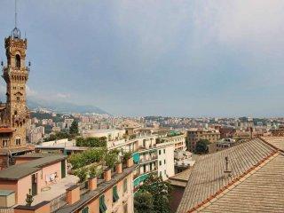 Foto 1 di Appartamento via CESARE CABELLA, Genova (zona Carignano, Castelletto, Albaro, Foce)