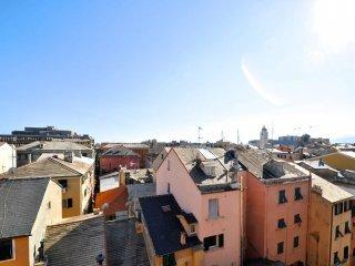Foto 1 di Appartamento via Guido Sette 4, Genova (zona Sestri Ponente)