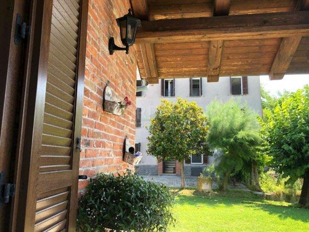 Foto 1 di Casa indipendente strada Provinciale 41, San Martino Alfieri