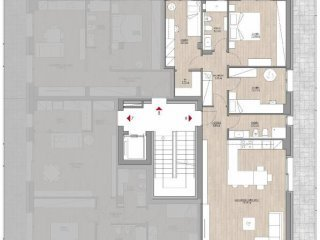 Foto 1 di Appartamento via Karl Marx 37, Bologna (zona Mazzini, Fossolo, Savena)