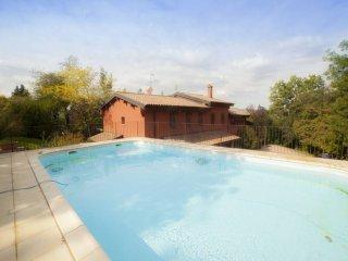 Foto 1 di Villa via Lelli, frazione Monte Calvo, Pianoro