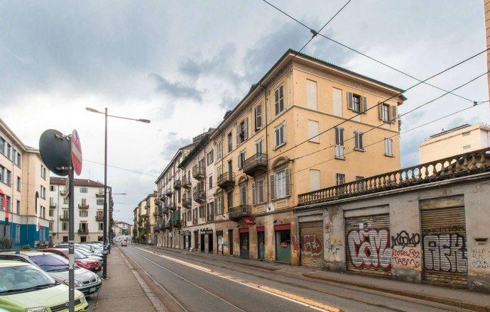 Foto 2 di Quadrilocale Torino (zona San Salvario)