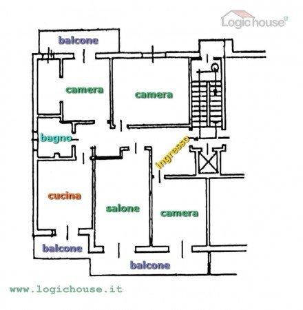 Foto 18 di Appartamento via Chiabrera, 23, Savona