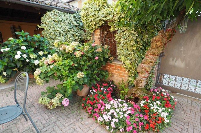 Foto 4 di Appartamento via Santa Maria 14, Ozzano Monferrato