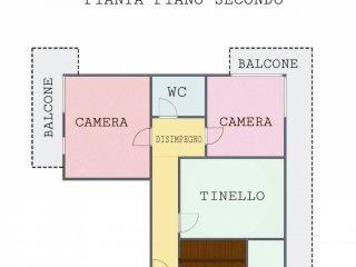 Foto 1 di Appartamento Via Mistral, Monterosso Grana