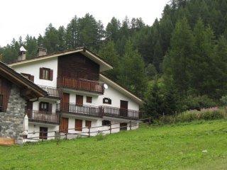 Foto 1 di Bilocale Valgrisenche