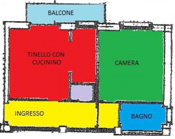 Foto 21 di Bilocale via FANTAGUZZI, 6, Asti