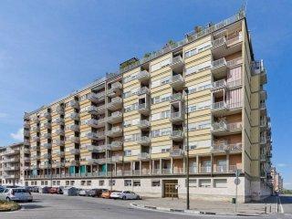 Foto 1 di Quadrilocale corso Sebastopoli 2, Torino (zona Lingotto)