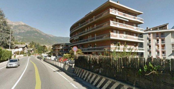 Foto 1 di Trilocale via Parigi 27, Aosta