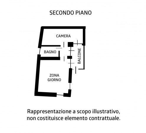 Foto 21 di Bilocale piazza San Donato 12, Pinerolo
