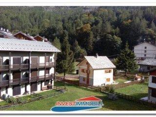 Foto 1 di Bilocale via Villaggio Albaron, Balme