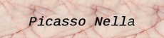 PICASSO NELLA