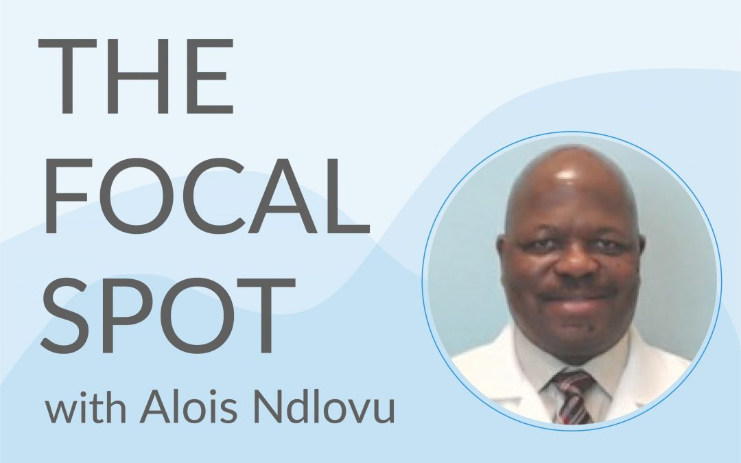 The Focal Spot: Alois Ndlovu
