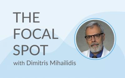 The Focal Spot: Dimitris Mihailidis