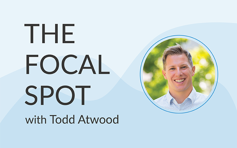 The Focal Spot: Todd Atwood
