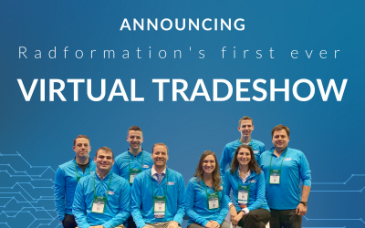 Announcing: Radformation's Virtual Tradeshow