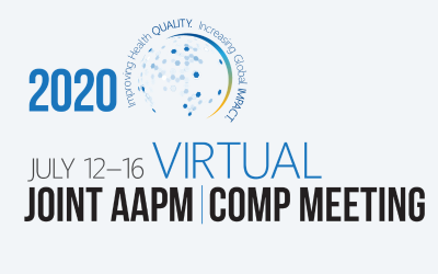 AAPM | COMP Meeting in Review