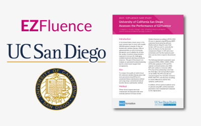 UCSD EZFluence Case Study