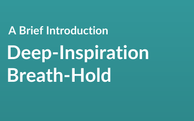 Deep-Inspiration Breath-Hold: A Brief Introduction