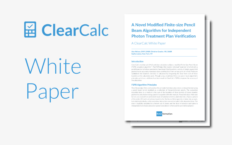 ClearCalc White Paper
