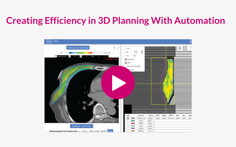 Creating Efficiency in 3D Planning with Automation Webinar