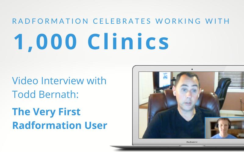 Celebrating Big Milestones with Todd Bernath