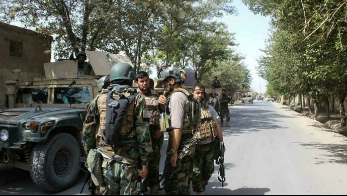 Kabul falls, as Taliban claim peace in Afghanistan.