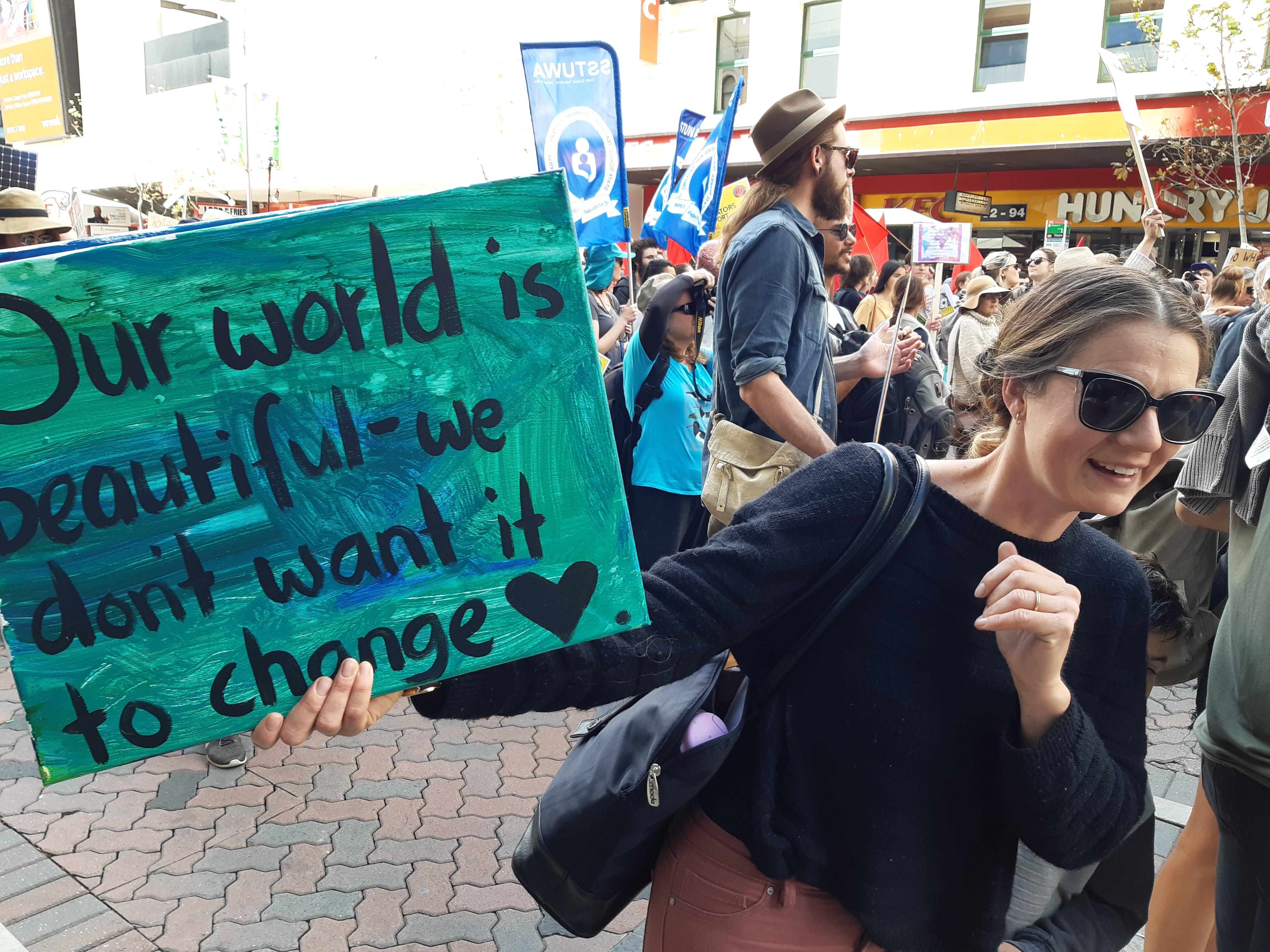 Dear Extinction Rebellion Protesters