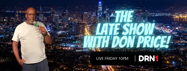 The Late Show With Don Price