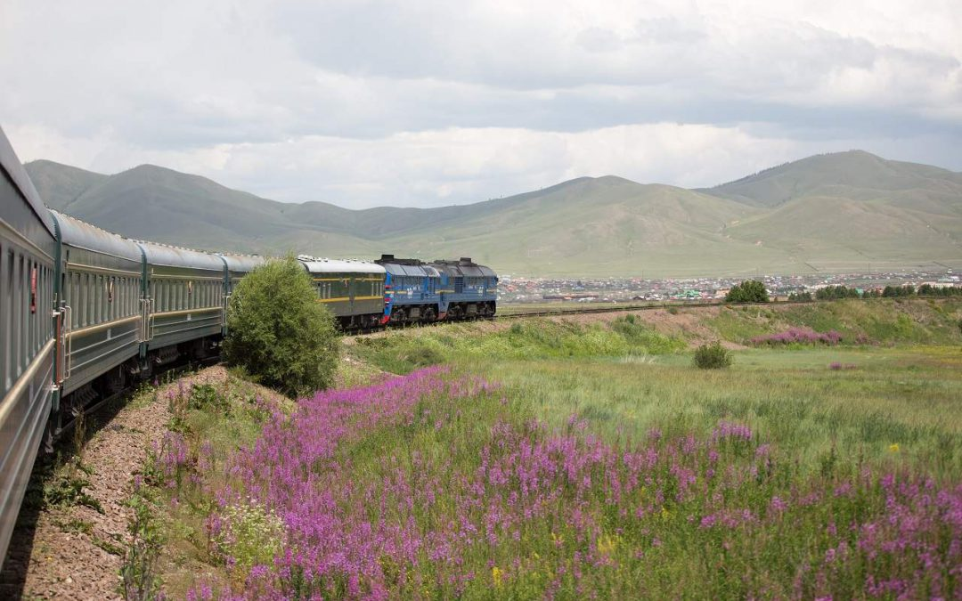The Trans-Siberian Golden Eagle – Ultimate Luxury Rail Holiday