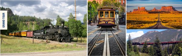 Trains & Treasures of the Western States | PTG 1
