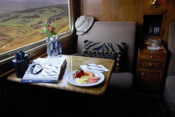 South African Rail Holiday: The Blue Train – South Africa: Ffestiniog Travel 1