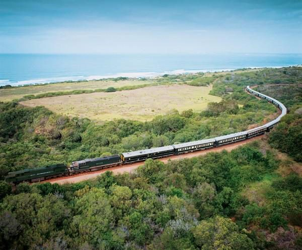 South African Rail Holiday: Shongololo Express - Good Hope Tour: Ffestiniog Travel 1