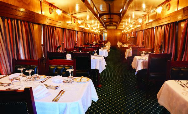 South African Rail Holiday: Shongololo Express – Southern Cross Tour: Ffestiniog Travel 1