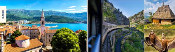 Classic Montenegro and Serbia | PTG 1
