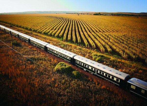 South African Rail Holiday: Victoria Falls: Ffestiniog Travel 1