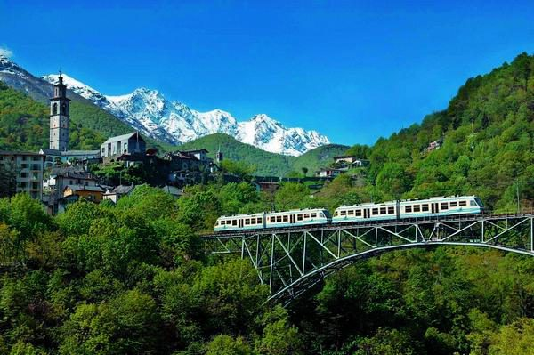 Swiss Rail Holiday: Tailor Made Swiss Holiday: Ffestiniog Travel 1