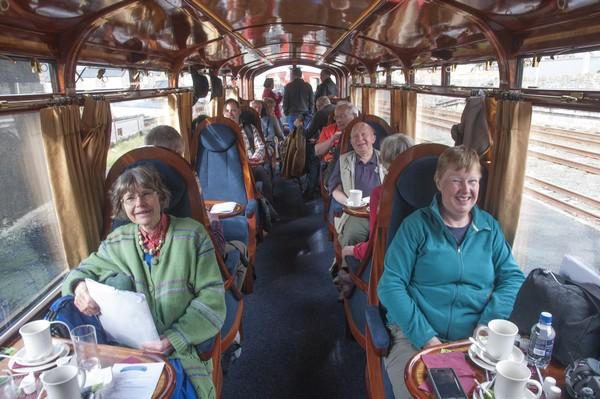 Welsh Rail Holiday: The Snowdonian: Ffestiniog Travel 1