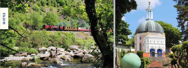The Steam Railways of Snowdonia – in Style | PTG 1