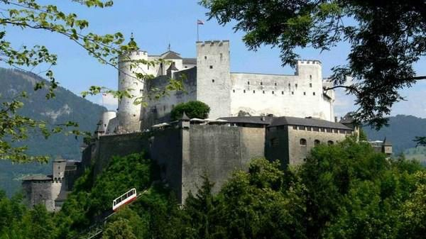 European Rail Holiday: Austria to Hungary: Ffestiniog Travel 1